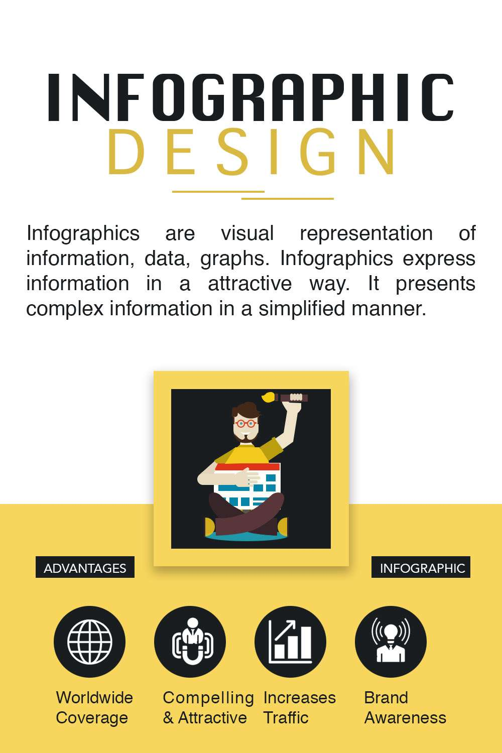 infographic design service in rohini