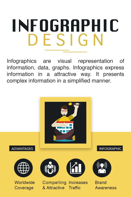 infographic design service in rohini